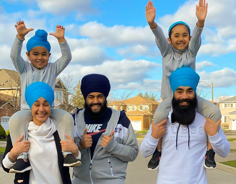 How to build strong Sikh families in the time of COVID19