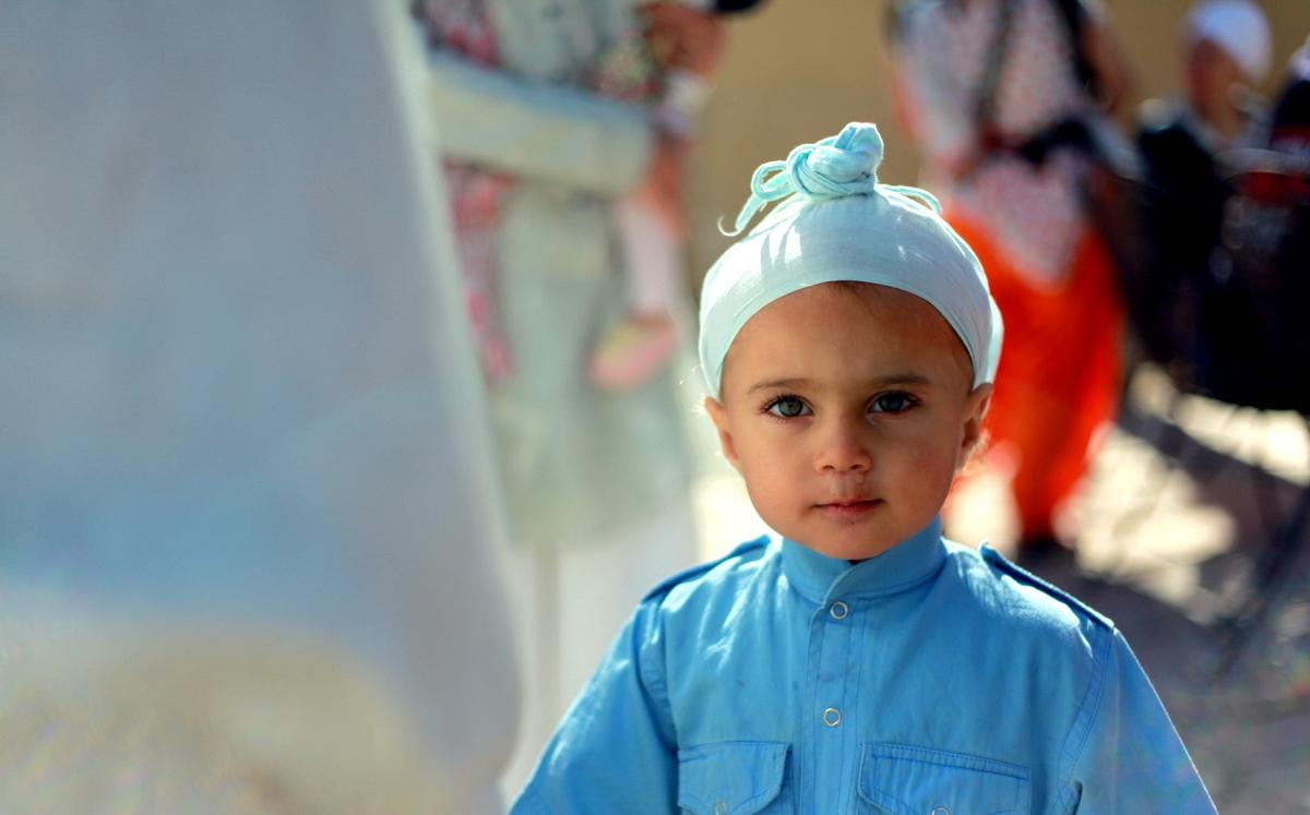 Raising Gursikh Kids