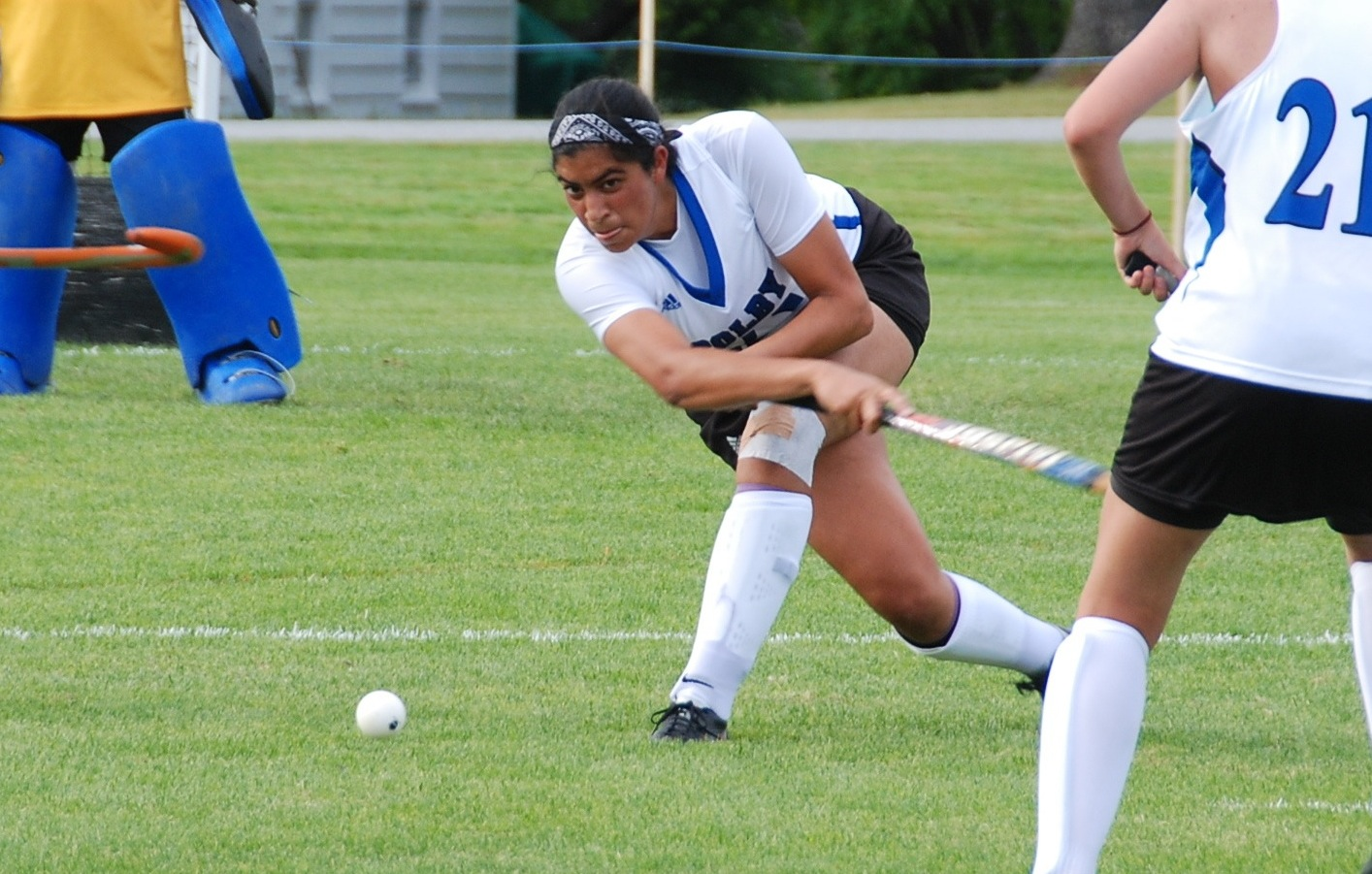 Sirjaut Kaur: Field-Hockey Star Stands Tall