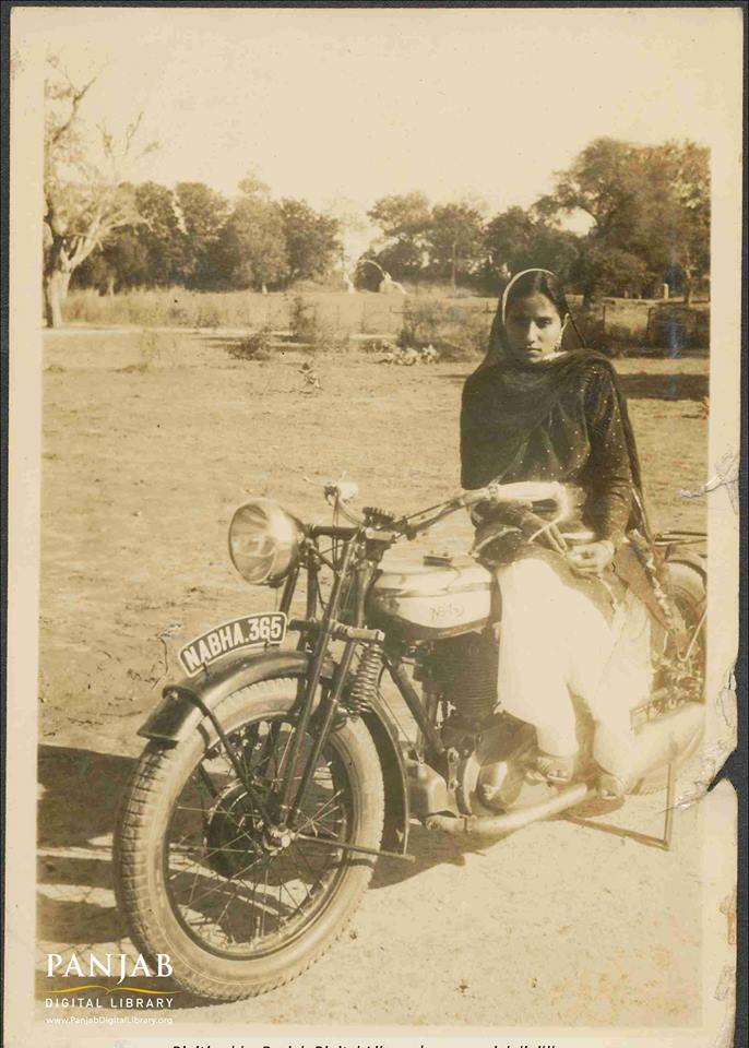 The photograph, circa 1930, came in a lot of photographs which was recently purchased from a second hand book store. This picture belongs to the family of Major BS Virk of 1st Sikh. It is most likely that Mr. Virk was a Major in 1930s. Source: Punjab Digital Library