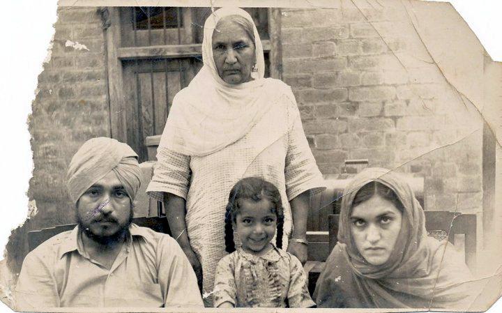 Circa 1960s. Punjab.