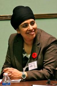 Key Note Panelist, Palbinder Kaur Shergill