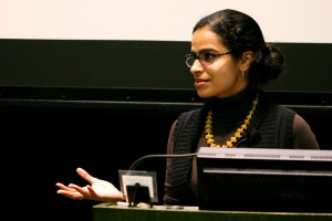 Director of SAFAR, Mallika Kaur