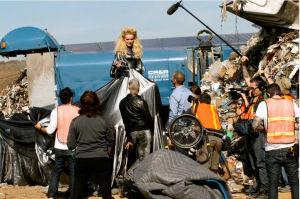 "Behind the scenes of ""America's Next Top Model"""