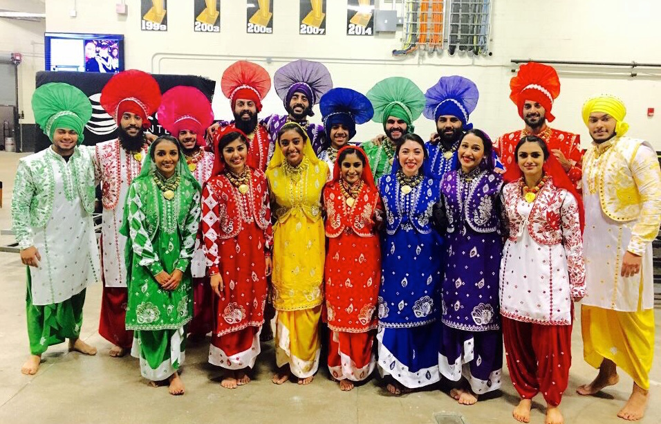 Sikh Heritage Night at NBA Game an Inspiration