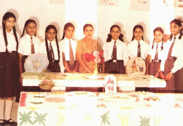 HOME SCIENCE EXHIBITION