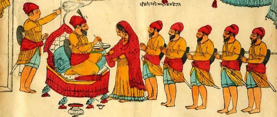 Daughter of Guru Gobind Singh