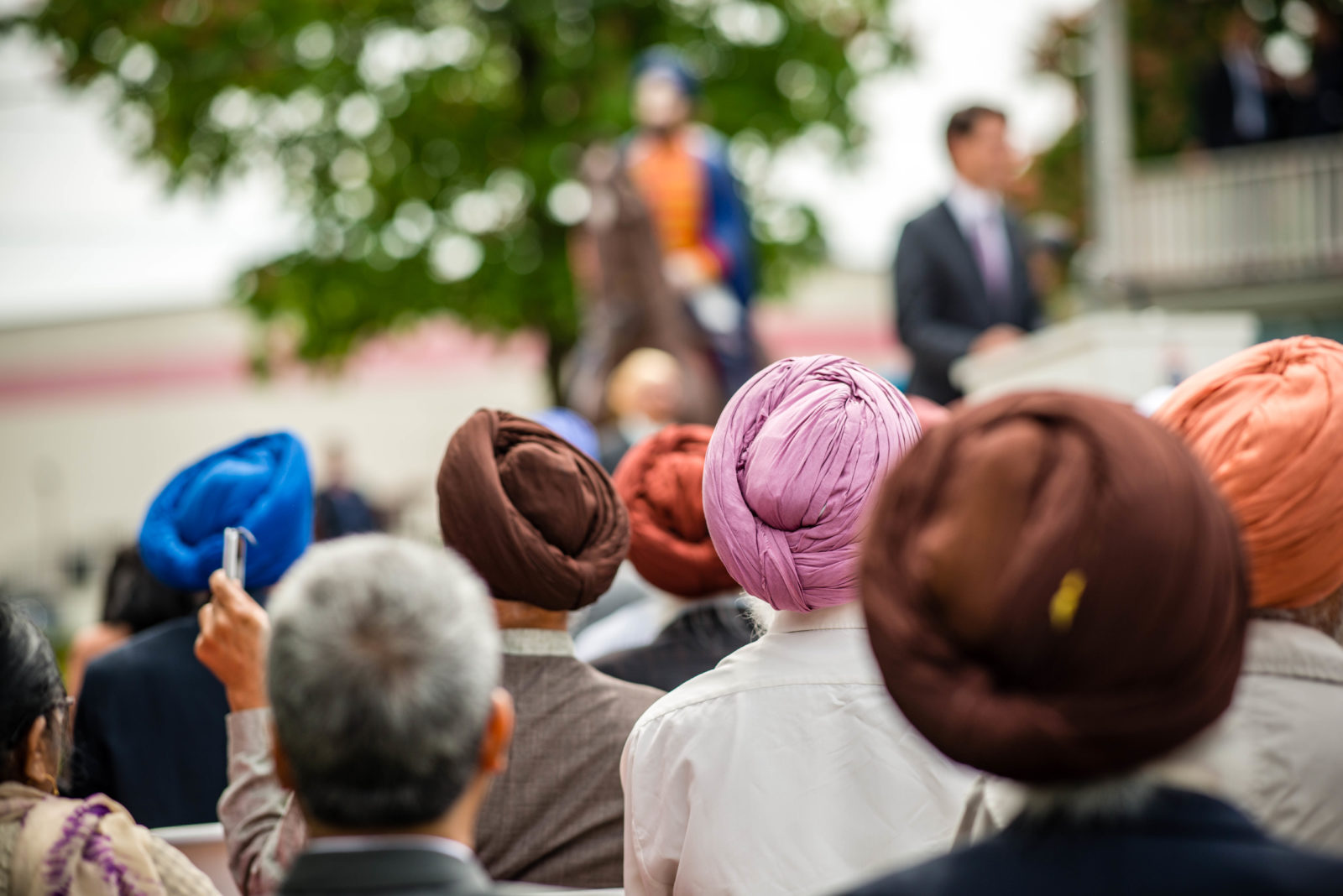 When Will Sikh Men Actually Stand Up?