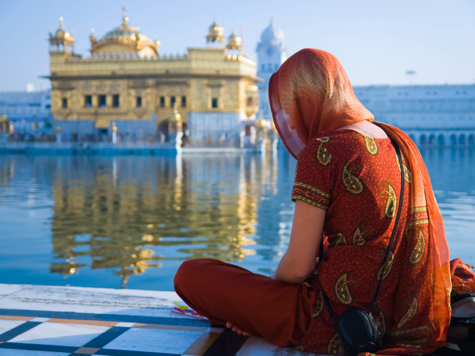 Finding Myself at Harmandir Sahib