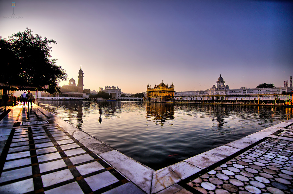 Golden Temple Harmandir Sahib Sikh Gurdwara