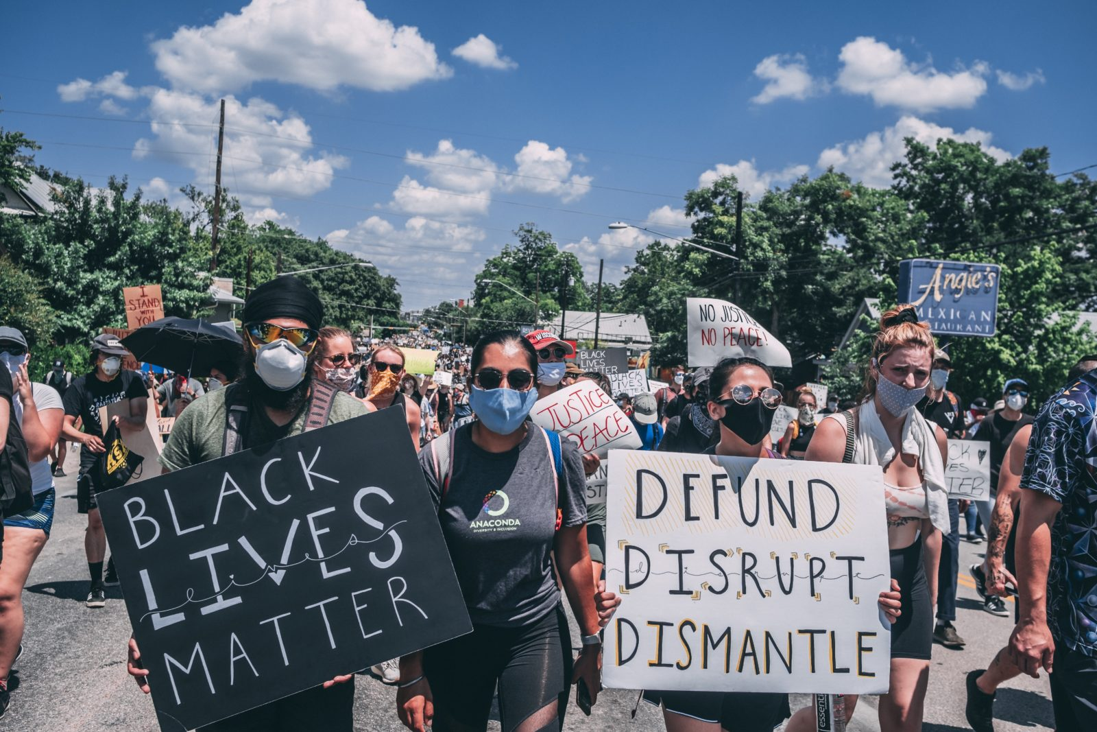 Should Sikhs Care About Black Lives Matter?